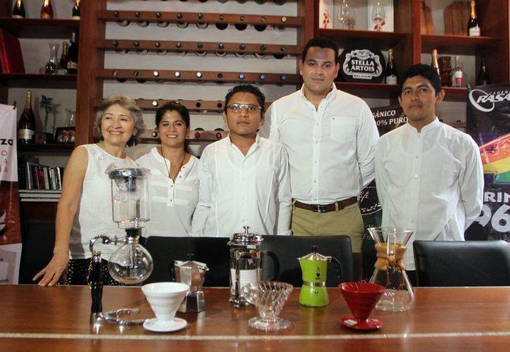 El 28 de mayo se realizará en el Workcenter México, en la Colonia México, el l Primer Encuentro de Baristas y Cafeterías de Especialidad del Sureste. (Amílcar Rodríguez/Milenio Novedades)