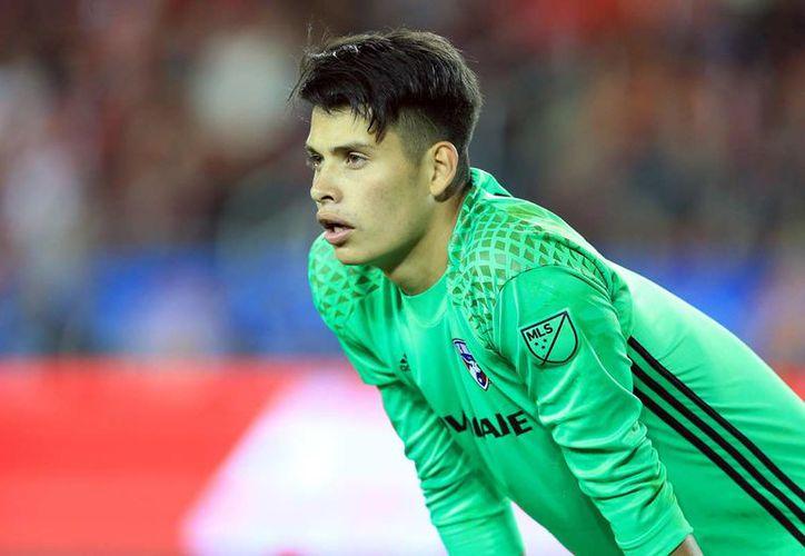 Jesse es portero del FC Dallas y ha representado a México en la categoría Sub20 y Sub23. (Foto: Contexto/Internet)