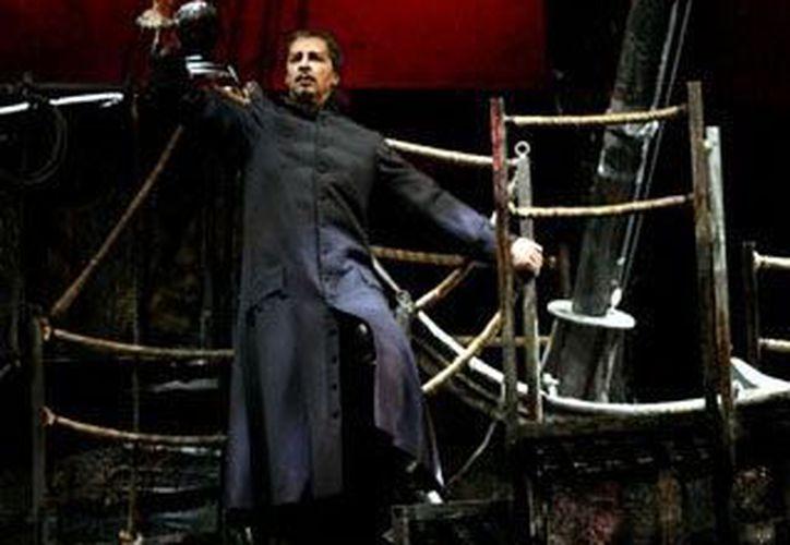 """Richard Wagner es el auto de """"El Holandés Errante"""", que será proyectada en el Centro de Convenciones Siglo XXI. (SIPSE)"""