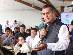 'El Bronco' pagará de su bolsa la multa que impone el INE