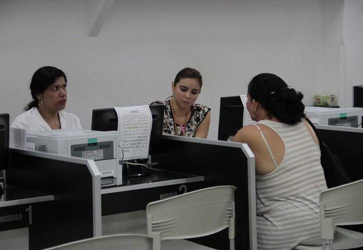 Las infracciones de 2009 a 2012 podrán ser saldadas con un monto de 350 pesos por papeleta. (Tomás Álvarez/SIPSE)