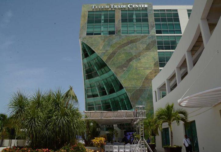 Las modernas instalaciones se ubican en el edificio Tulum Trade Center. (Victoria González/SIPSE)