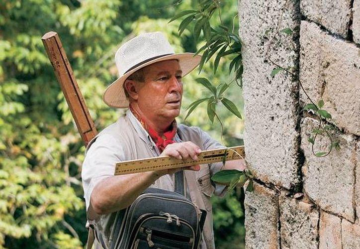 El realizador del proyecto  Alberto Haggar nació en Mérida, en 1957. (Cortesía)
