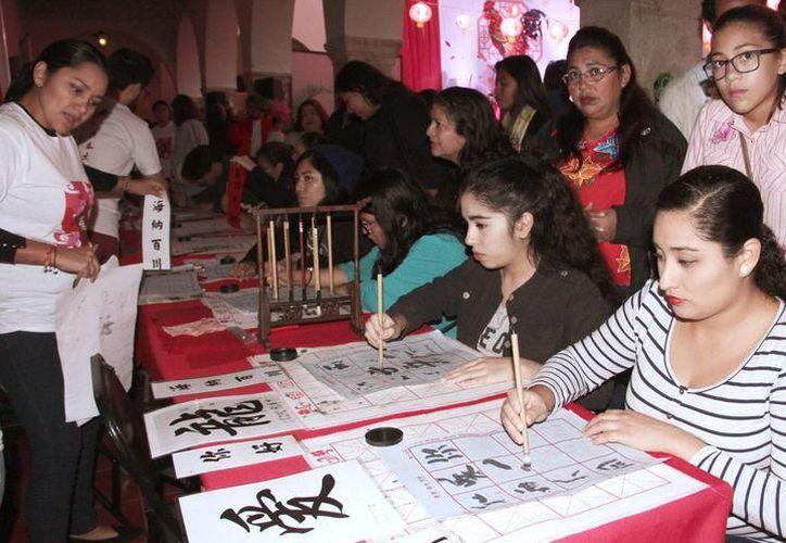 Los alumnos podrían viajar a China para perfeccionar el idioma. (Foto: Novedades Yucatán)