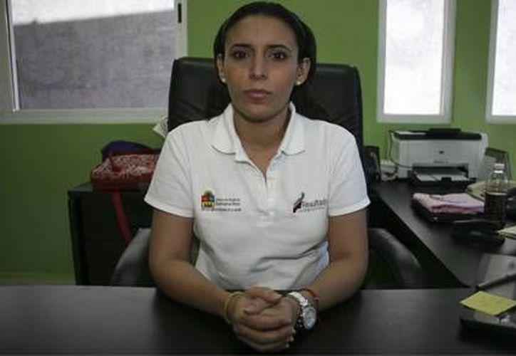 La directora general del IQM, Blanca Cecilia Pérez Alonso, afirmó que la equidad de género es una realidad en la entidad. (Redacción/SIPSE)