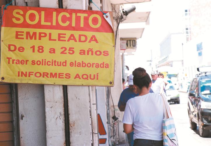 Las empresas que participan en Jóvenes Construyendo el Futuro contratan personal juvenil que recibe una beca de 3 mil 600 pesos al mes. (Jorge Acosta)