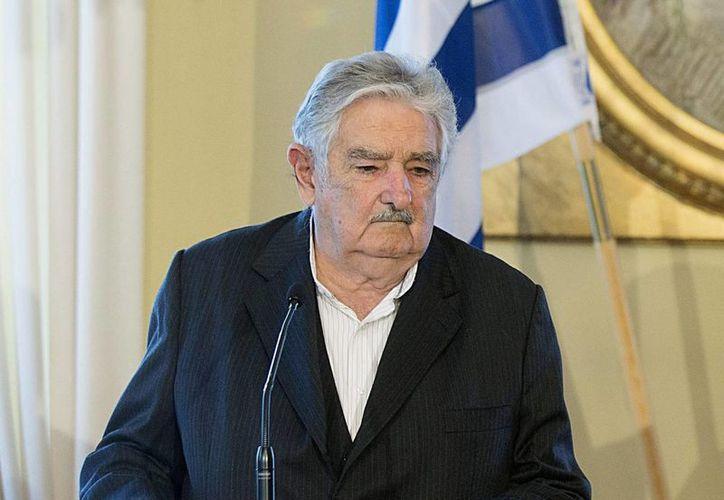 Al parecer, José Mujica no ha podido poner freno a su lengua demasiado franca. (EFE)
