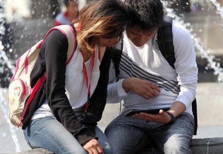 Se espera que las citas online mantengan su crecimiento en los próximos años. (Notimex)