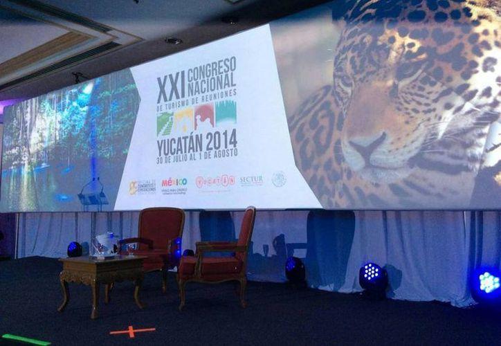 Mérida es sede del XXI Congreso Nacional de Convenciones de Turismo de Reuniones. (Facebook/Turismo de Reuniones)