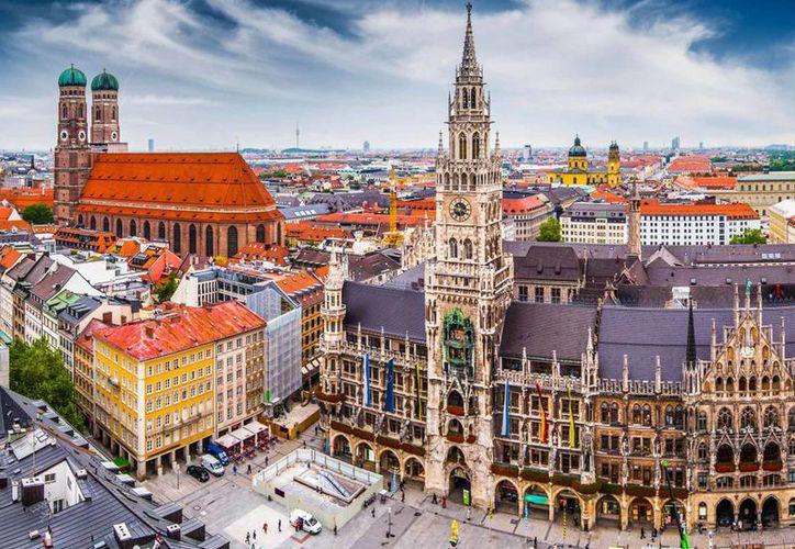 Múnich destaca por sus numerosos espacios verdes y la seguridad en las calles. (Internet)