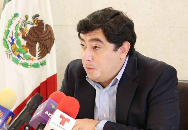 El procurador guerrerense Iñaki Blanco asegura que en las próximas horas los policías de Iguala serán consignados. (felipesalinas.mx)