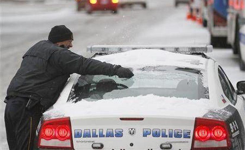 La tormenta también afecta los estados de Utah, Arizona, Colorado y Nuevo México. (Archivo/Reuters)