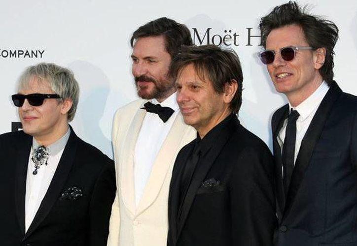 La banda inglesa Duran Duran cerrará su ciclo de conciertos en Cancún este año. (Billboard.com)