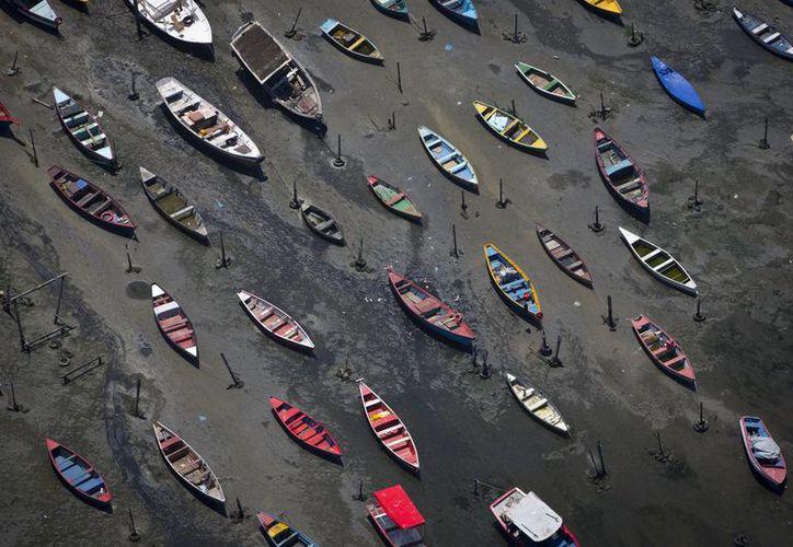 El mayor problema de Río de Janeiro está en la Bahía de Guanabara, donde se realizarán las pruebas de vela en los JO. (Agencias)
