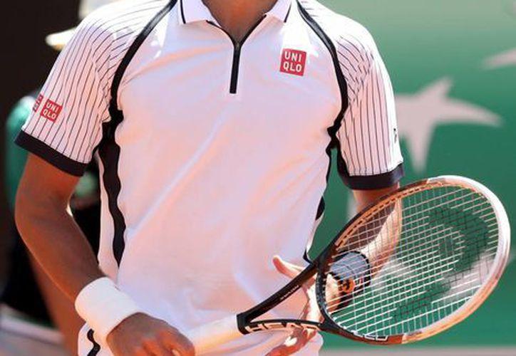 Djokovic se quedó en el camino en el Máster 1000 de Roma, Italia.
