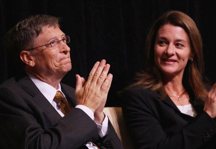 La fundación de Bill Gates y su esposa Melinda ha donado a causas de salud unos 30 mil millones de dólares desde 1997. (independent.co.uk)