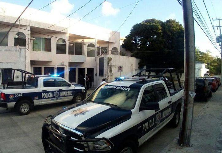 El local se encuentra en el centro de la ciudad. (Eric Galindo/SIPSE)