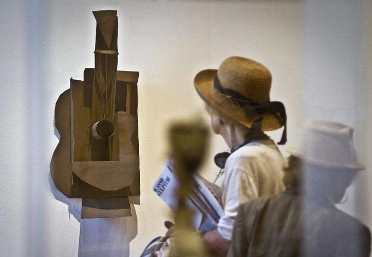 El Museo de Arte Moderno de Nueva York expondrá una muestra de los trabajos escultóricos de Pablo Picasso, la mayor en 50 años, del próximo 14 de septiembre hasta el 7 de febrero del 2016. (AP)