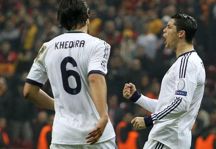 Cristiano Ronaldo puso cifras definitivas para los madridistas. (Foto: Agencias)
