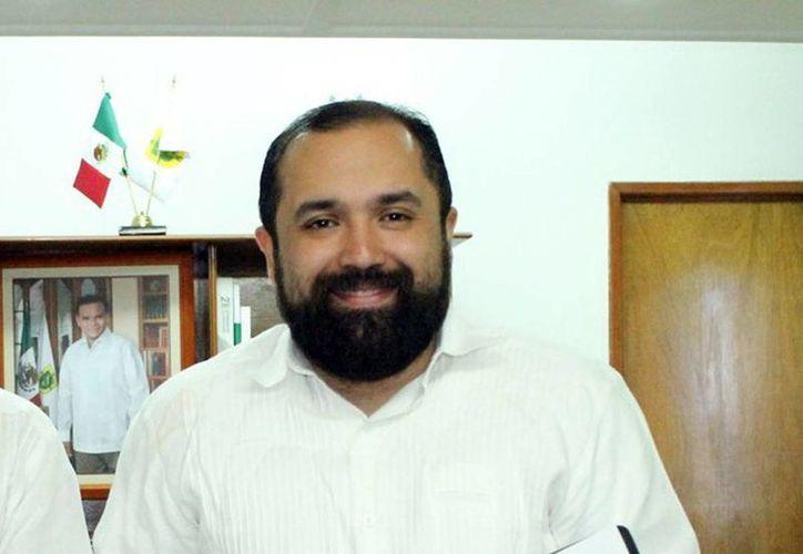 Francisco Lezama Pacheco, director del Instituto del Emprendedor. (Milenio Novedades)