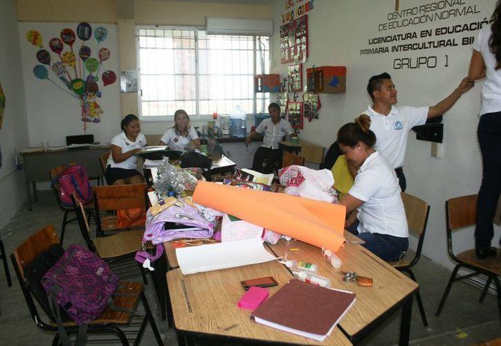 La carrera de Educación Especial, corría el riesgo de desaparecer  por la poca demanda. (Javier Ortiz/SIPSE)