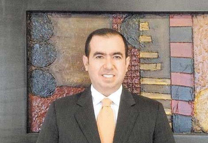 Elementos de la Armada capturaron a Eduardo Caballero Chávez en Manzanillo, Colima. (Milenio)