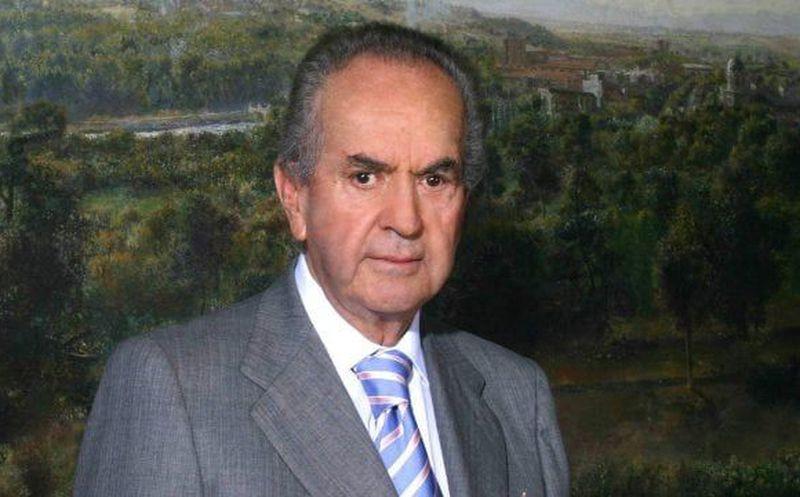 Alberto Baillères y su hijo Alejandro Baillères Gual fueron unos de los principales donadores de la campaña de Margarita Zavala, (Foto: Forbes)