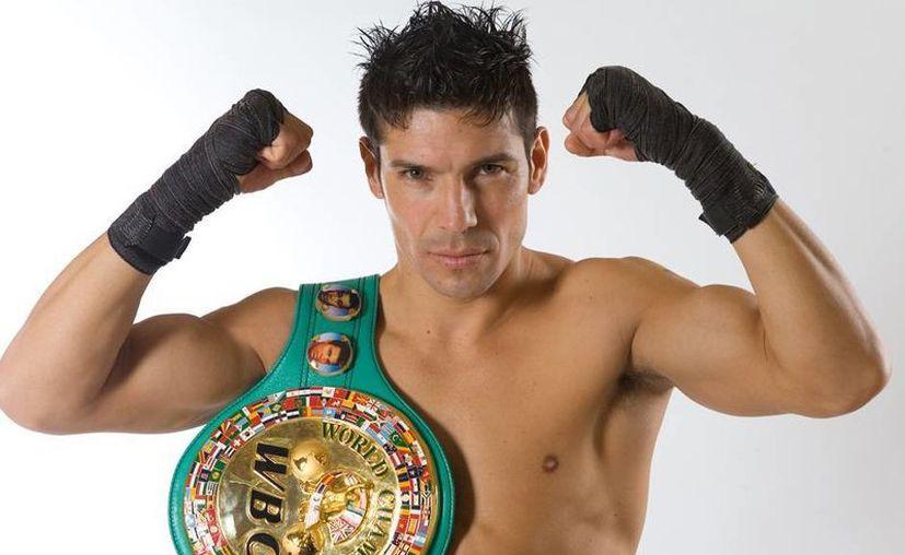 Sergio 'Maravilla' Martíne, campeón mundial de peso medio del CMB. (maravillabox.com)