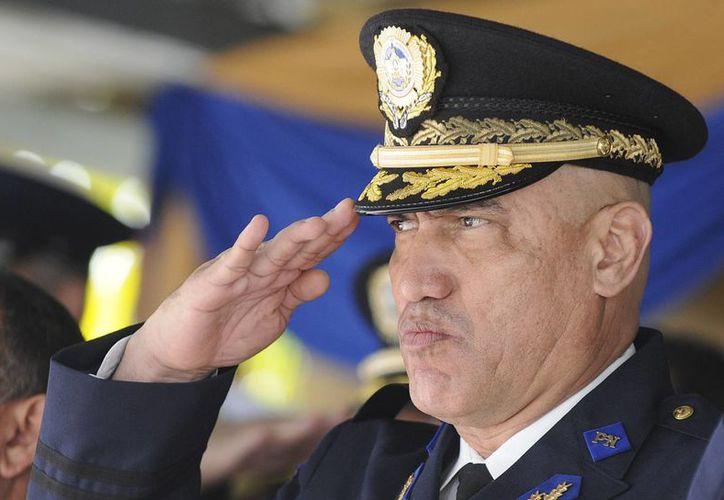 Bonilla dirige absolutamente todo lo relacionado a la policía en el país. (Agencias)