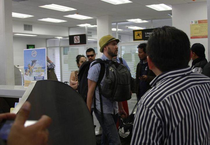Para el vuelo se toma en cuenta a la gente que viaja a Mérida por cuestiones de negocios. (Archivo/SIPSE)