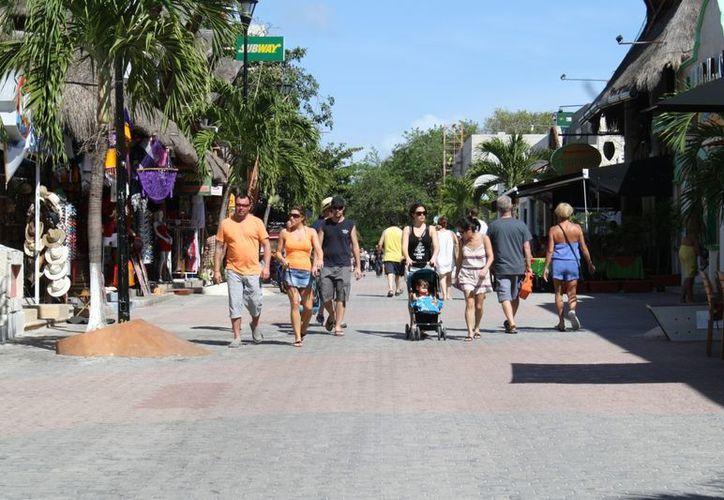 Con los recursos se mejorarán los servicios que demandan los turistas. (Yenny Gaona/SIPSE)