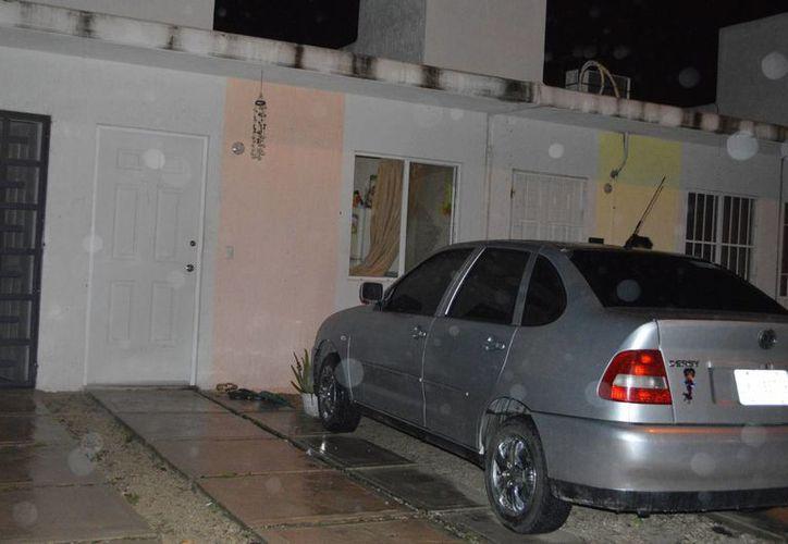 El crimen se suscito en una vivienda del fraccionamiento Villas Morelos II. (Redacción/SIPSE)