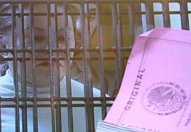 Elba Esther no tiene derecho a la libertad provisional bajo fianza. (Notimex/Archivo)