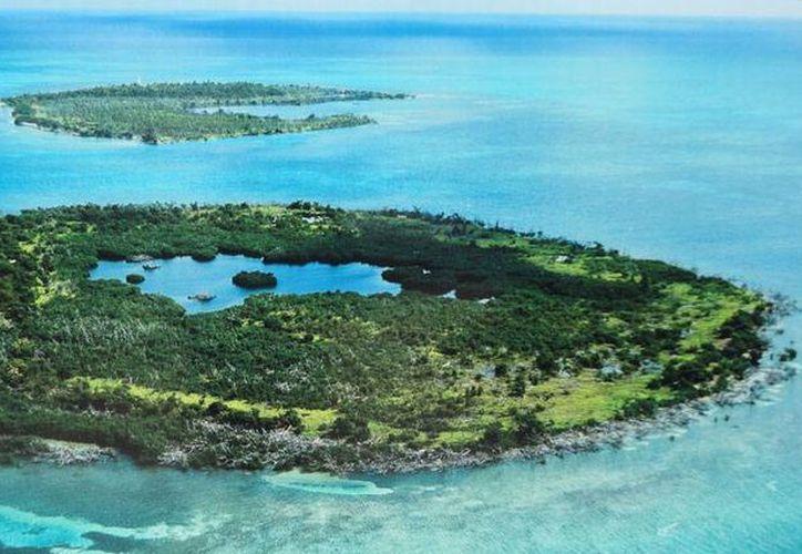La Reserva de la Biosfera Banco Chinchorro es un ejemplo mundial del cuidado y conservación del medio ambiente. (Contexto/Internet)