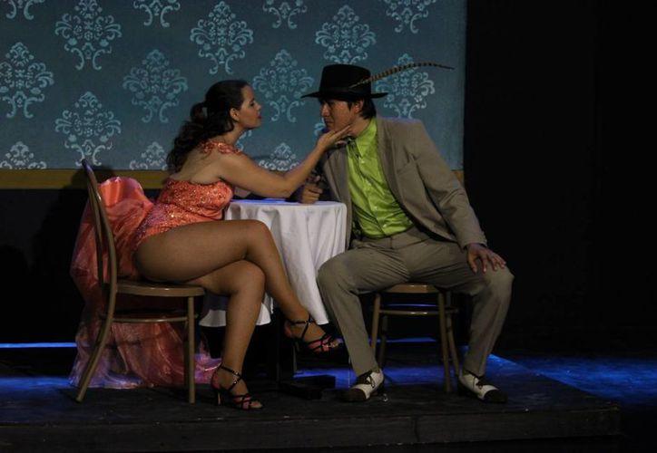 """La obra de teatro """"Qui'ubo Carnal"""" se estrenará el 29 de agosto. (Andrea Aponte/SIPSE)"""