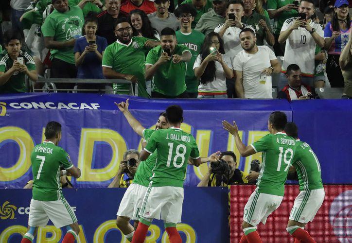 México consigue avanzar a la ronda de semifinales donde se medirá contra el conjunto de Jamaica el próximo domingo 23 de julio a las 20:00 horas. (Foto: El Siglo de Torreón)