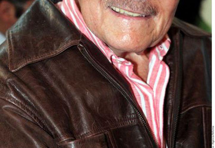 Para su cumpleaños número 80, José Luis Cuevas organizará los eventos a realizar en el nuevo recinto. (Agencia Reforma)