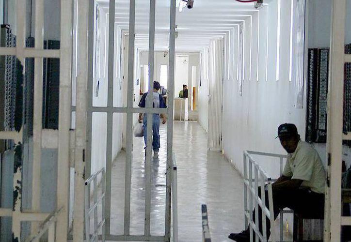 El ex policía municipal de Motul, Edgar G. G, recuperará su libertad hasta julio de 2023. (SIPSE)