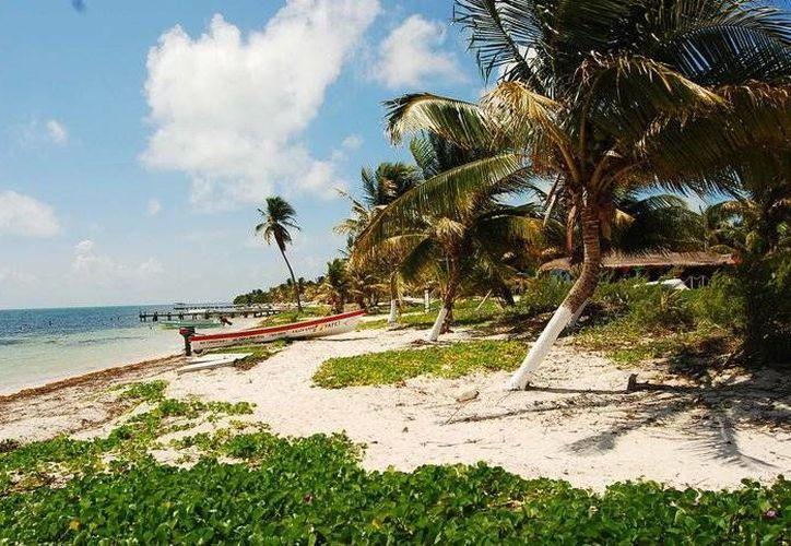 """Punta Allen es una pequeña comunidad pesquera del noveno municipio, que también es conocida como """"Rojo Gómez"""". (Rossy López/SIPSE)"""
