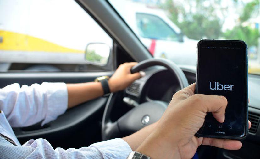 Buscan resolver todos los asuntos jurídicos sobre el tema de Uber. (Karim Moisés/SIPSE)