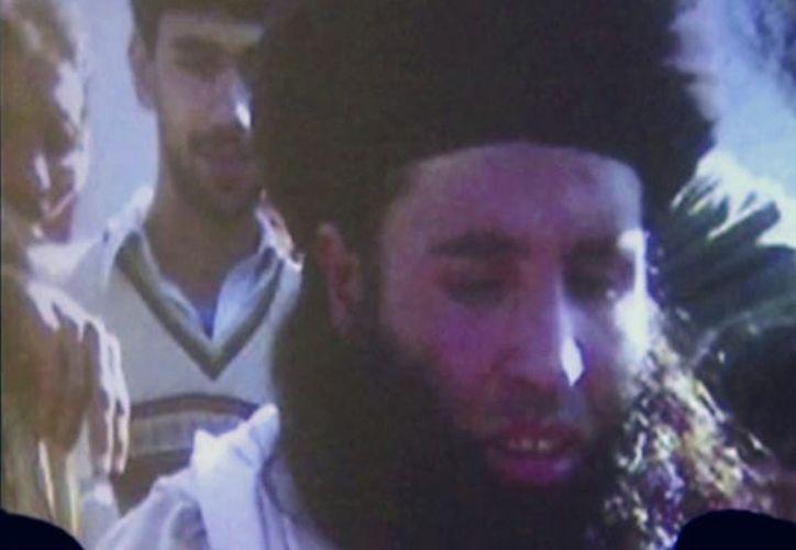 El insurgente paquistaní Mullah Fazlullah y otros dos milicianos murieron la madrugada del jueves. (AFT)
