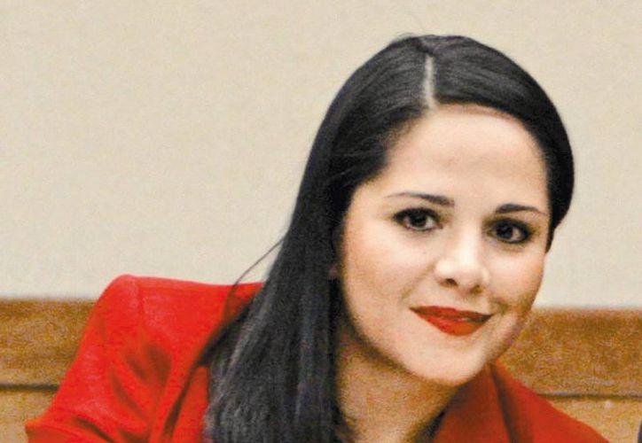 La senadora priista acusó que su oficina en Juárez fue atacada. (Milenio Novedades)