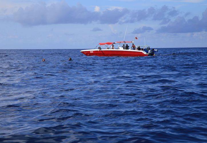 Las embarcaciones deben cumplir con los lineamientos establecidos por la autoridad. (Luis Soto/SIPSE)