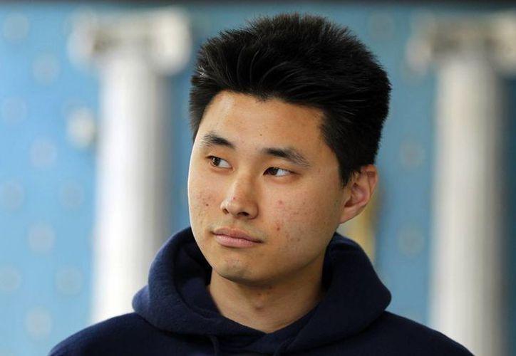 Daniel Chong fue detenido en abril del 2012. (Agencias)