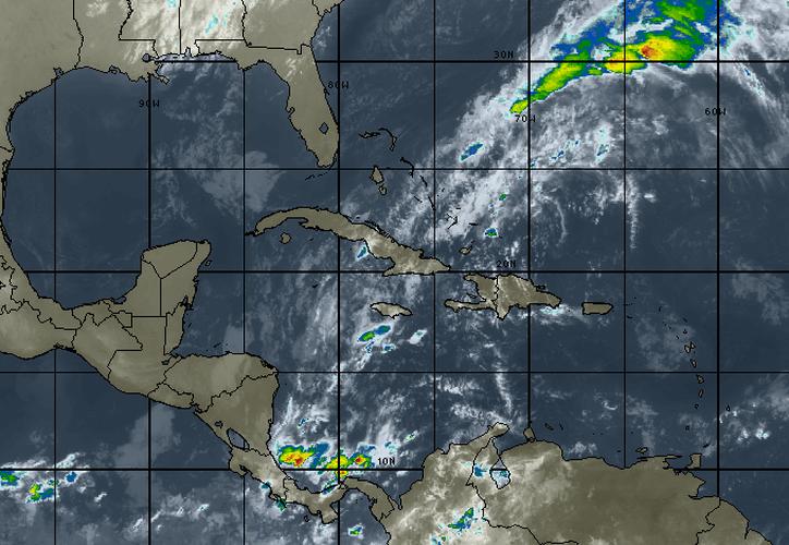 Prevén un fin de semana sin lluvias en Quintana Roo. (Intellicast)