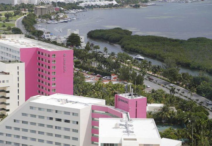 Los hoteles de la entidad recibieron un impulso de Bancomext. (Israel Leal/SIPSE)