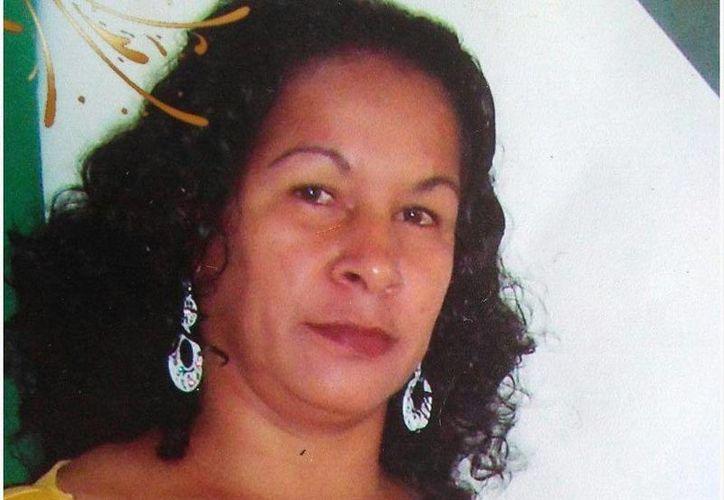 La mujer de la imagen es María Gladys Arango, la última víctima de Jaime Iván Martínez Betancourt. Él confesó haberla asesinado luego de que en su domicilio encontraran ropa y objetos de ella. (noticias.caracoltv.com)