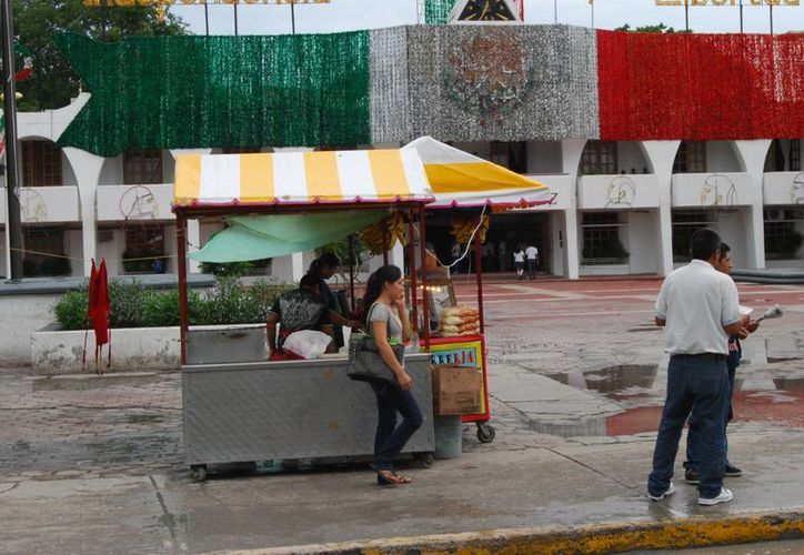 Platillos mexicanos son abundantes en condimentos, grasas y carbohidratos. (Tomás Álvarez/SIPSE)