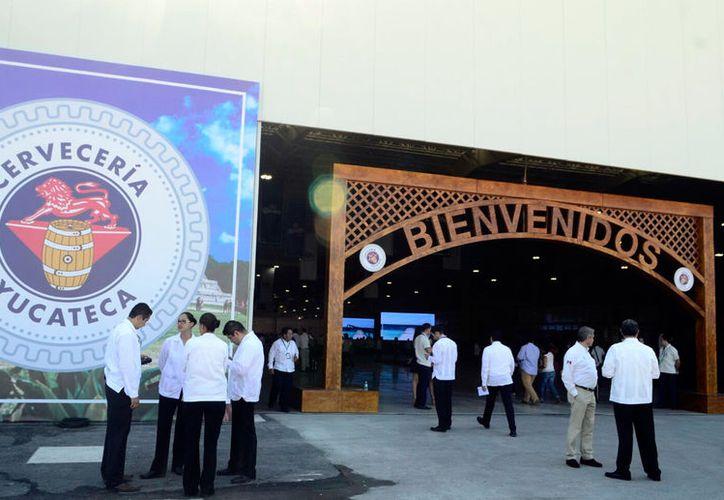 La instalación de la nueva planta de Grupo Modelo en Yucatán llamó la atención de otras marcas. Según el Ayuntamiento, hay cinco empresas más, interesadas en instalarse en el municipio. (Daniel Sandoval/SIPSE)