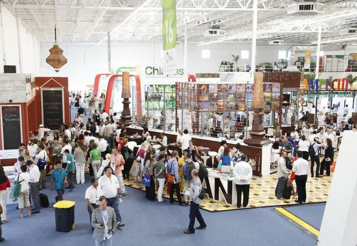 El gobernador destacó que Quintana Roo fue sede del Tianguis Turístico 2014. (Redacción/SIPSE)